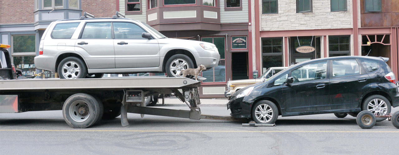 woodland hills towing